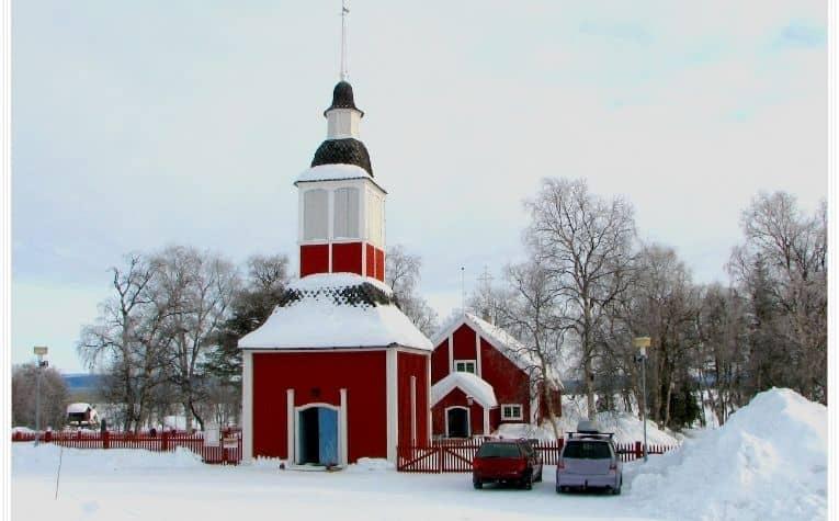 Christian church in Sweden