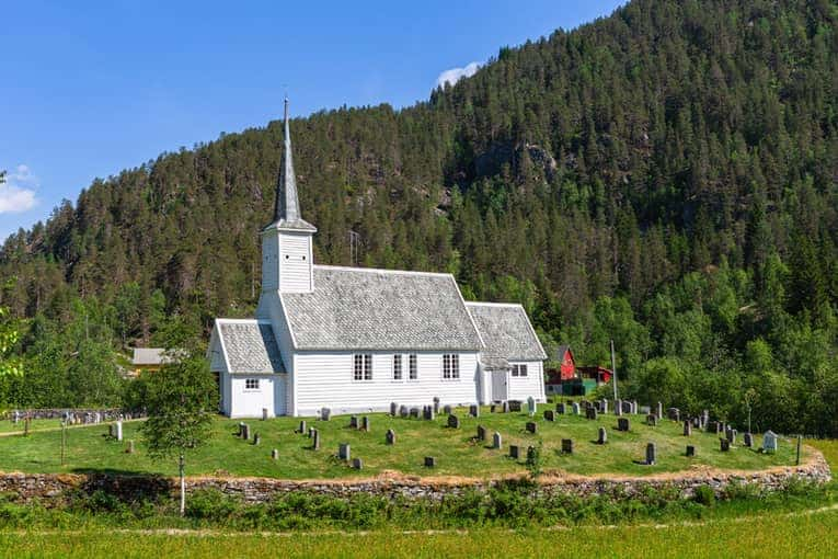 Catholic Church Scandinavia