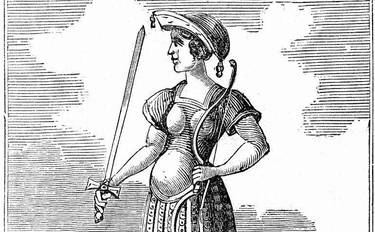 Freyja Norse goddess