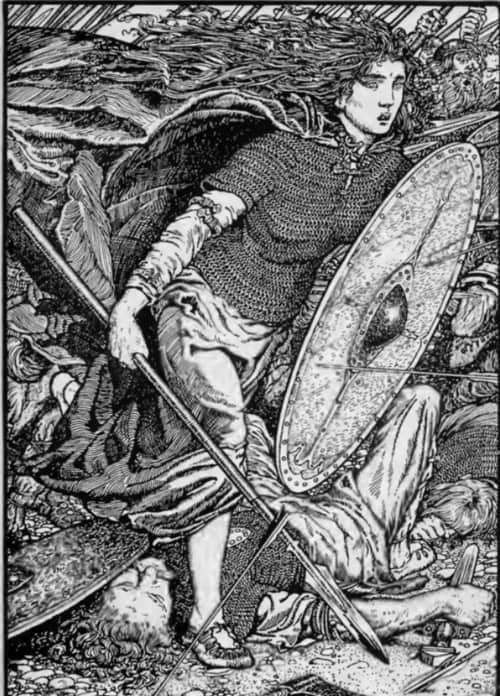 Lagertha Ragnar Lodbrok wife