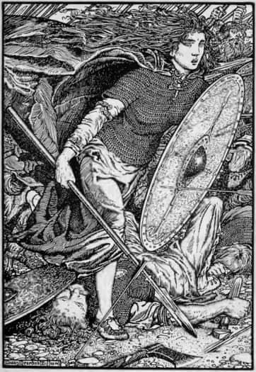 Lagertha wife Ragnar Lodbrok