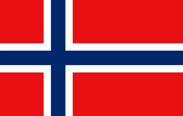 Norwegian civil flag