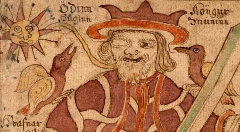 Odin one eye