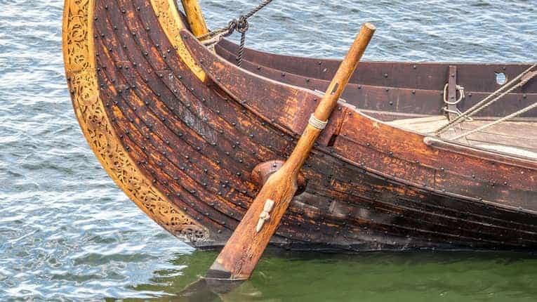 Viking ship america