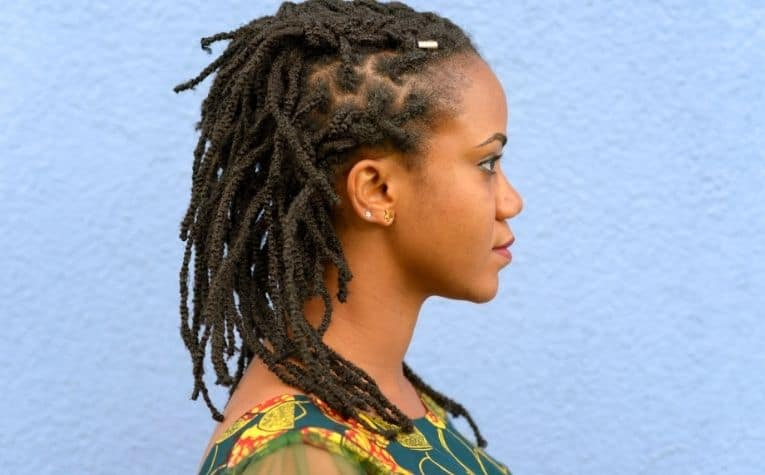 black woman dreadlocks