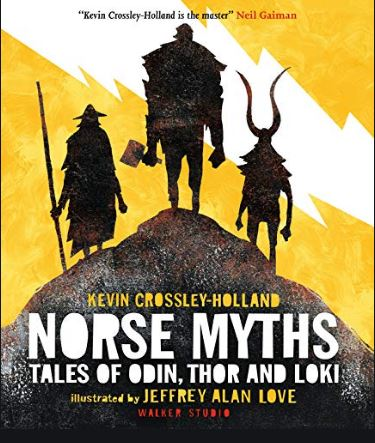 Norse Myths: Tales of Odin, Thor, and Loki