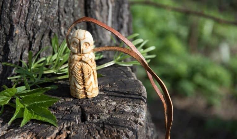 Odin Norse god pendant