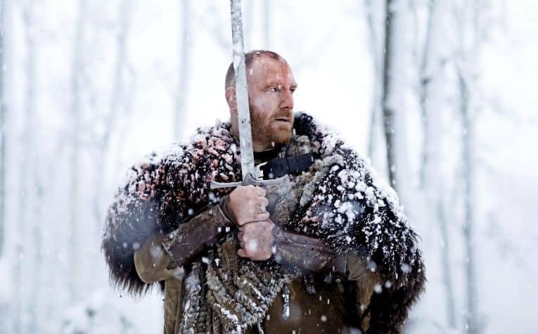 Viking hunter sword