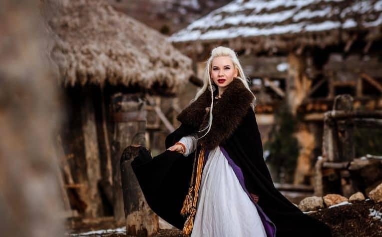 Viking bride