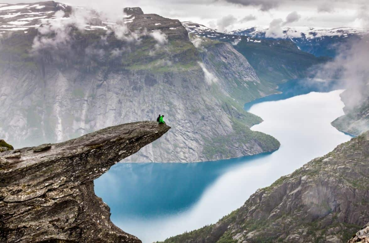 Scandinavia Viking homeland