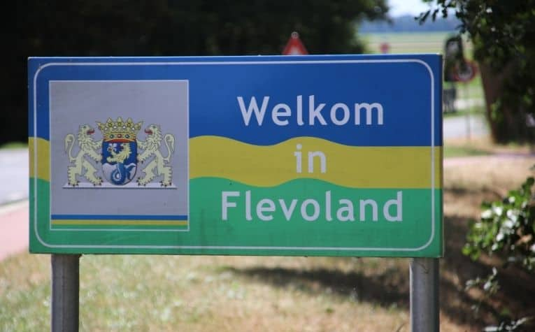sign in Dutch