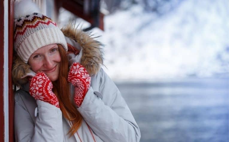 Norwegian woman
