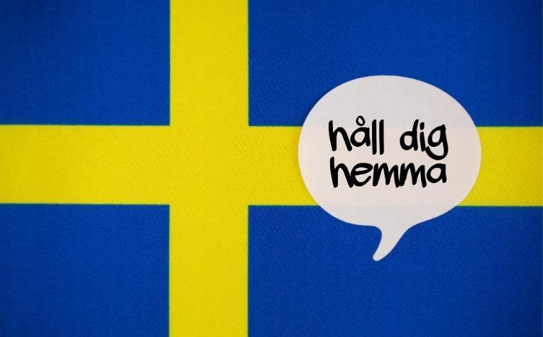 Swedish sign