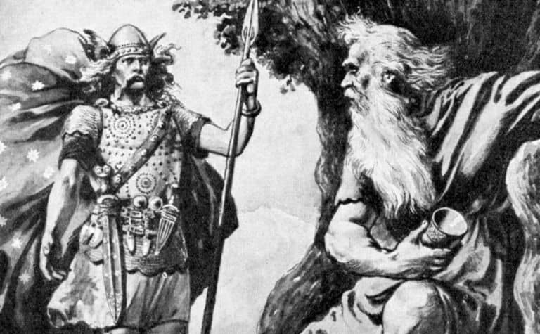 Norse frost giants