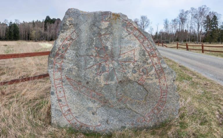 Asgard rune stones