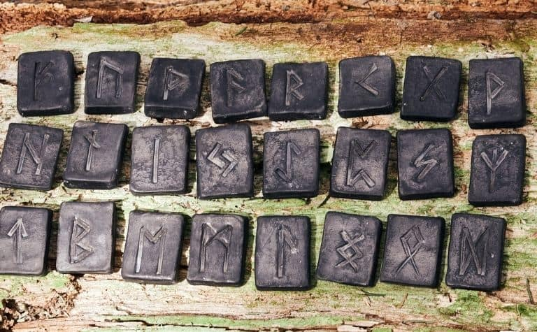 Norse pagan runes
