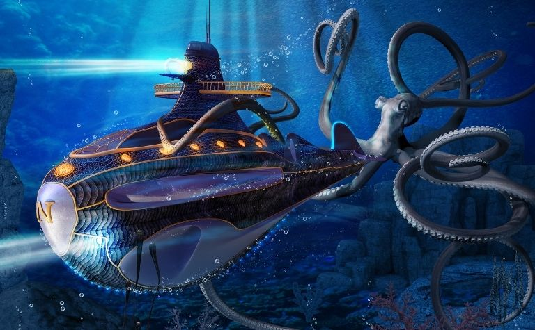 Kraken mythology