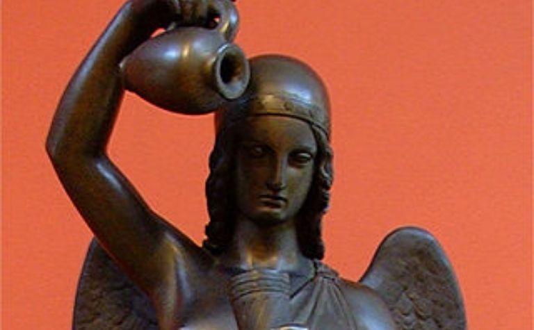 Valkyrie statue