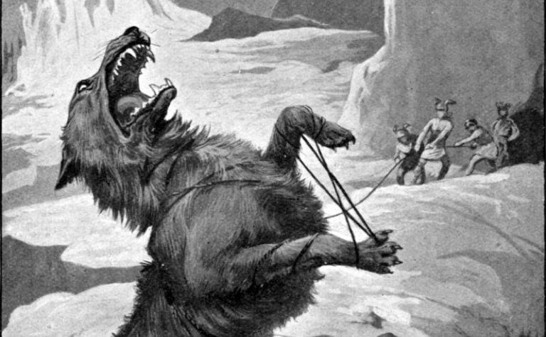 Fenrir Norse mythology